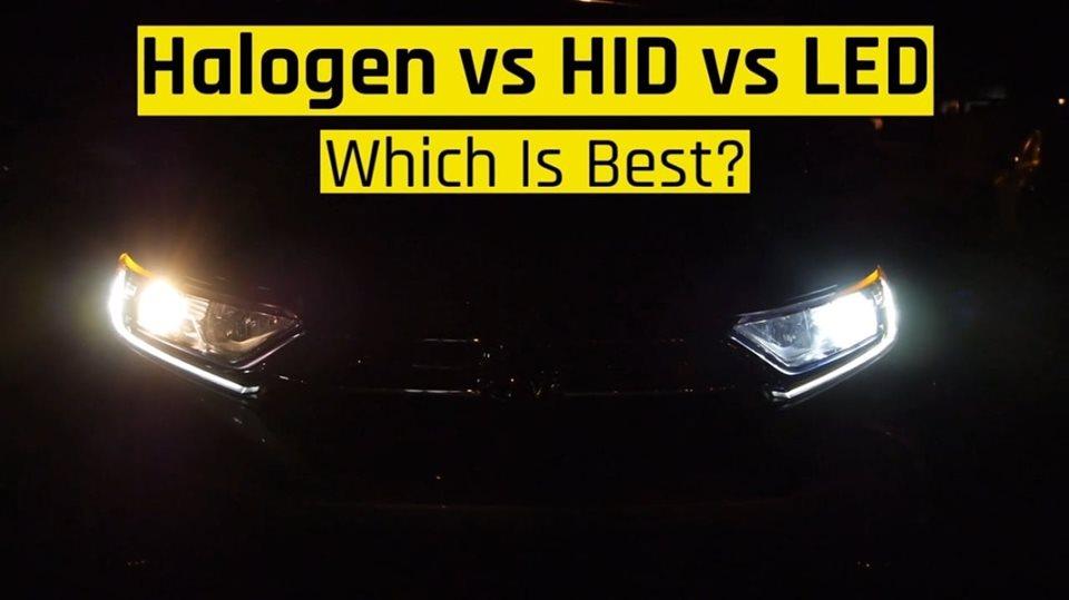 Which Headlight is the best ?ဘယ်မီးက အကောင်းဆုံးလဲ