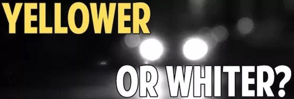 မိုးကျချိန် ,မြူထူထပ်ချိန်, မိုးနှင်းကျချိန်,နှင်းကျချိန် ဘယ်မီးရောင်ဟာ အကောင်းဆုံးလဲ?မီးဖြူလား မီးဝါလား?